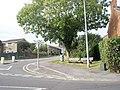 Junction of Church Lane West and Grosvenor Road - geograph.org.uk - 993371.jpg