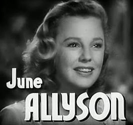 Allyson in High Barbaree (1947)