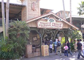 Jungle Cruise - Jungle Cruise at Tokyo Disneyland