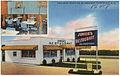 Junior's Restaurant, two miles South on 301 Highway, Fayetteville, N. C. (5755523051).jpg