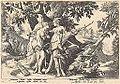 Jupiter Assuming the Form of Diana - etching - 17.5 x 25 cm - Washington DC, NGA.jpg