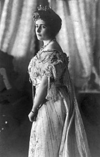Duchess Jutta of Mecklenburg-Strelitz Crown Princess of Montenegro