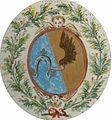 Kėdainiai coats of arms in 1791.jpg