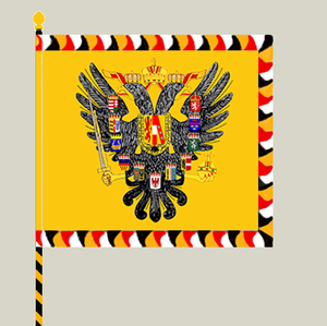 Supreme commanders of the Imperial and Royal Armed Forces - Colours of the k.k. Landwehr