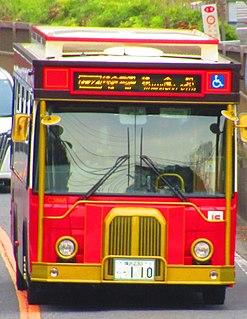 Keihin Kyuko Bus
