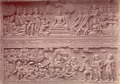 KITLV 90035 - Isidore van Kinsbergen - Reliefs on the Borobudur near Magelang - Around 1900.tif