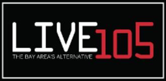 KITS - Image: KITS Live 105 logo (2015)