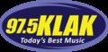 KLAK-FM Logo.png