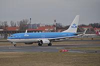 PH-BCB - B738 - KLM