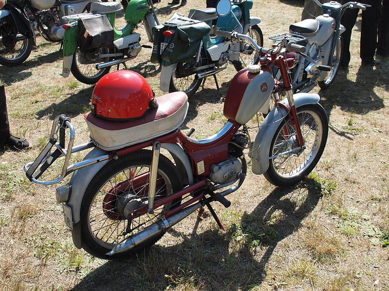 File:KTM Camping moped.JPG