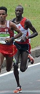 Kaan Kigen Özbilen Kenyan long-distance runner