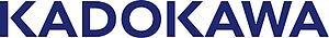 Kadokawa Shoten - Image: Kadokawa logo