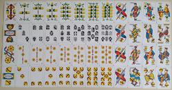 französisch spiel kartenspiel