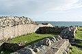 Kalø Slotsruin (Syddjurs Kommune).Mur.2.125359.ajb.jpg