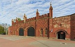 Kaliningrad 05-2017 img70 Friedland Gate.jpg