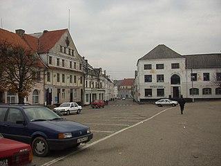 Ozyorsk, Kaliningrad Oblast Town in Kaliningrad Oblast, Russia