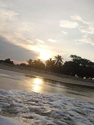 Kalladi (Batticaloa) - Image: Kalladi Beach 3
