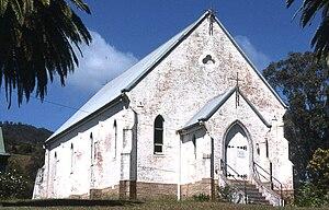 Kangaroo Valley, New South Wales - Image: Kangaroo Valley Roman Catholic Church