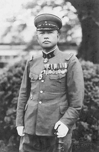 Kanji Ishiwara - Colonel Ishiwara in 1934. At the time he was the commander of the 4th Infantry Regiment in Sendai.