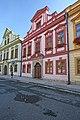 Kanovnický dům (Hradec Králové), nám. Jana Pavla II. 51.JPG