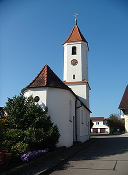 Kapelle St. Helena in Altheim ob Weihung