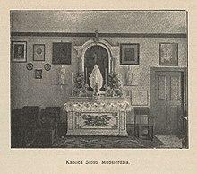 Sanktuarium św Faustyny W Warszawie Wikipedia Wolna