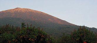 Karisoke Research Center - Mount Karisimbi