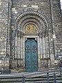 Karlínské náměstí, kostel svatých Cyrila a Metoděje, západní vstup.jpg