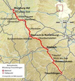 Frauen aus Burgbernheim