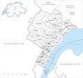 Karte Gemeinde Le Vaud 2014.png