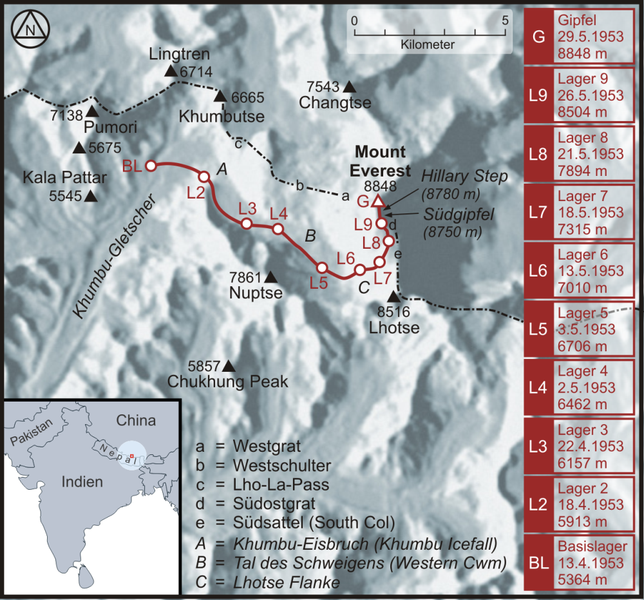 File:Karte Mount Everest - Route Hillary und Norgay.png