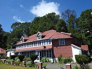 Kasauli Circuit House, edificio storico del periodo britannico