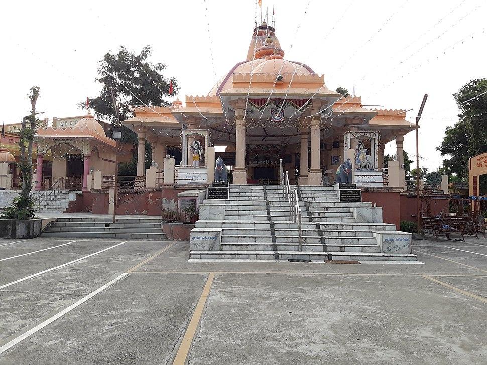 Kashi Vishwanath Mahadev Temple Khedbrahma Gujarat