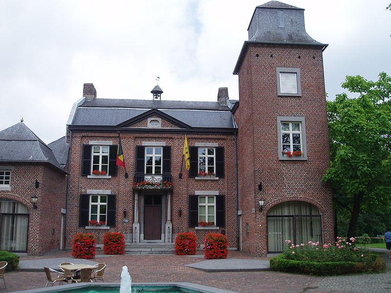Kasteel de Pierpont - stadhuis 2013 - voorzijde