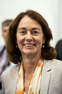 Katarina Barley German politician