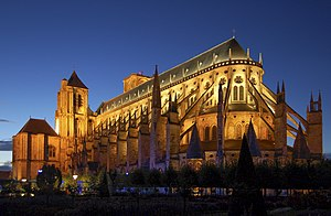 Bourges Cathedral - Bourges Cathedral