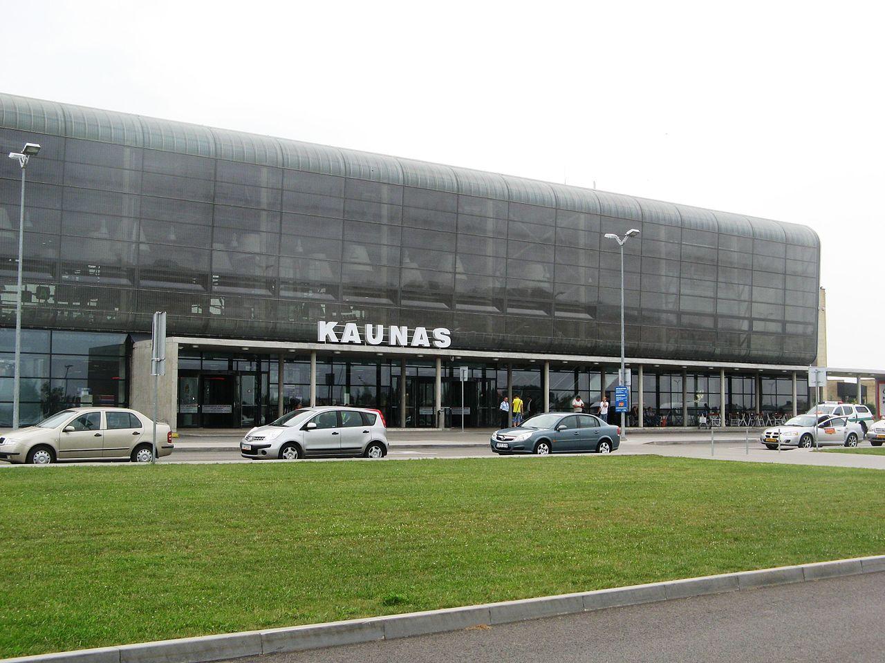 Kaunasin lentokenttä