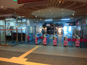 出口・地図|富田林|駅の情報|ジョルダン