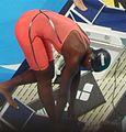 Kazan 2015 - 100m freestyle semi Simone Manuel.JPG