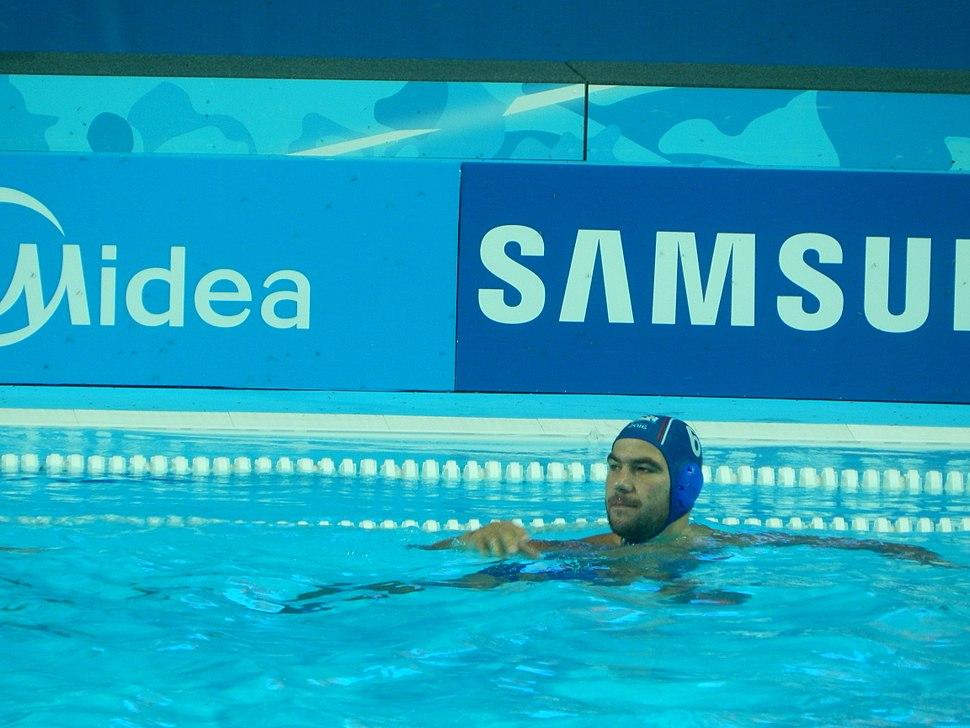 Kazan 2015 - Water polo - Men - Gold medal match - 050