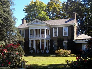 National Register of Historic Places listings in Monroe County, Tennessee - Image: Kefauver House, Madisonville, TN