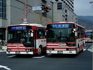 Keihan Electric Railway - Keihan Bus