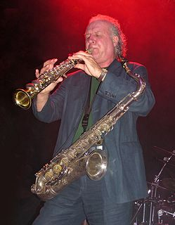 Keith Gemmell British musician