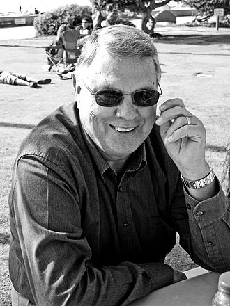 Keith Rayner (psychologist) - Rayner at UCSD in 2011