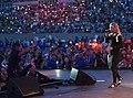 Kelly Clarkson 2018 DoD Warrior Games Opening Ceremony 9.jpg