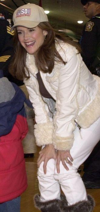 Kelly Preston - Preston in December 2005