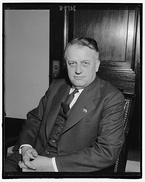 File:Kenneth Wherry, Repub. Nat'l. Committeeman from Nebraska, April 1940 LCCN2016877363.jpg