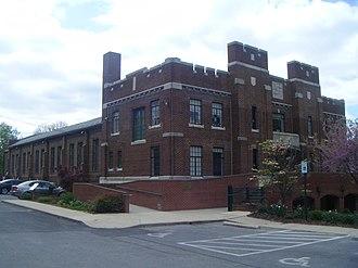 Kensington, Maryland - The Kensington Town Hall