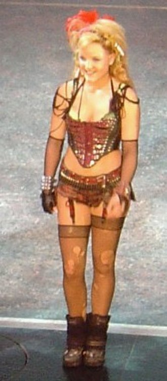 Kerry Ellis - Kerry Ellis as Meat, her only original role to date