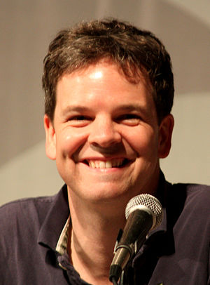 Kevin Shinick - Shinick at the 2009 Comic Con in San Diego.